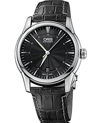 Oris Artelier Men's Watch Model 733.7670.4054.LS
