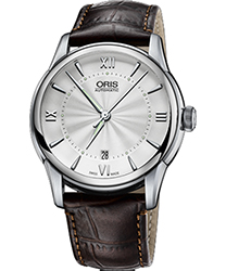 Oris Artelier Men's Watch Model 733.7670.4071.LS