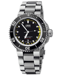 Oris Aquis Men's Watch Model 733.7675.4154.MB