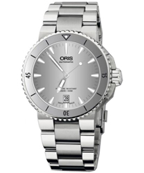 Oris Aquis Men's Watch Model 733.7676.4141.MB