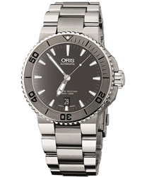 Oris Aquis Men's Watch Model 733.7676.4153.MB