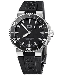 Oris Aquis Men's Watch Model 733.7676.4154.RS
