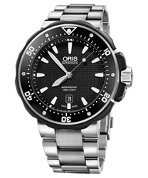 Oris ProDiver Date Men's Watch Model 733.7682.71.54.MB