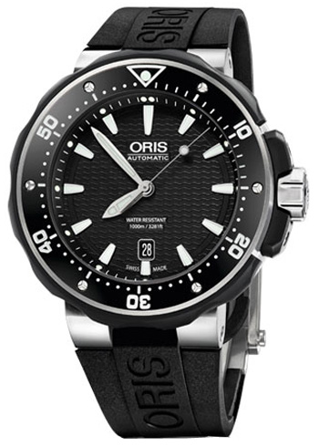 Oris ProDiver Date Men's Watch Model 733.7682.71.54.RS