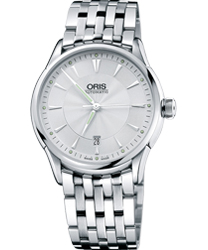 Oris Artelier Men's Watch Model 73375914091MB