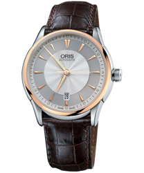 Oris Artelier Men's Watch Model 73375916351LS