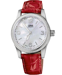 Oris Big Crown Ladies Watch Model 73376494966LS