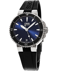 Oris Aquis Ladies Watch Model 73376524135RS