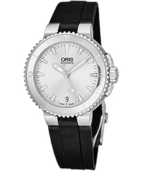 Oris Aquis Ladies Watch Model 73376524141LS