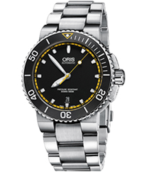 Oris Aquis Men's Watch Model 73376534127MB
