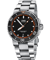 Oris Aquis Men's Watch Model 73376534128MB