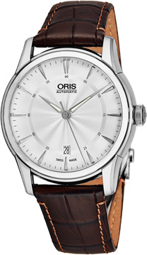 Oris Artelier Men's Watch Model 73376704051LS