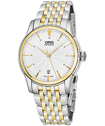 Oris Artelier Men's Watch Model 73376704351MB