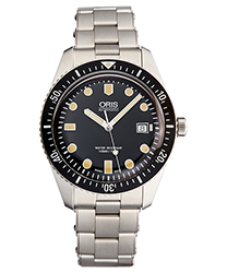 Oris Divers65 Men's Watch Model: 73377204054MB