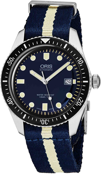 Oris Divers65 Men's Watch Model 73377204055LS29