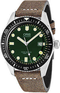 Oris Divers65 Men's Watch Model: 73377204057LS02