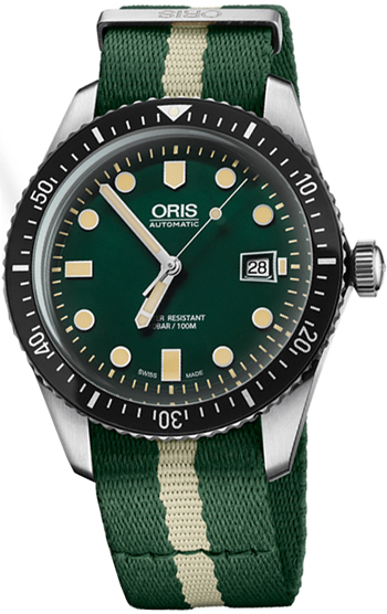 Oris  Divers Sixty-Five  Men's Watch Model 73377204057LS24