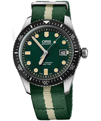 Oris  Divers Sixty-Five    Model: 73377204057LS24
