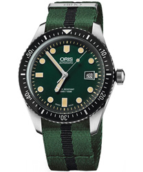 Oris Divers65   Model: 73377204057LS25