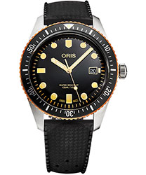 Oris Divers65 Men's Watch Model: 73377204354RS