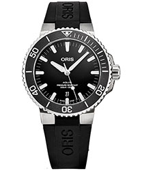 Oris Aquis Men's Watch Model 73377304124RS