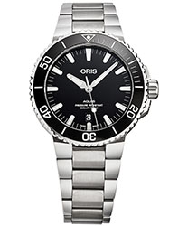 Oris Aquis Men's Watch Model 73377304134MB