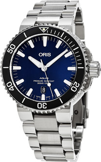 Oris Aquis Men's Watch Model 73377304135MB