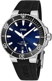 Oris Aquis Men's Watch Model: 73377304135RS64