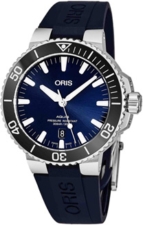 Oris Aquis Men's Watch Model 73377304135RS65
