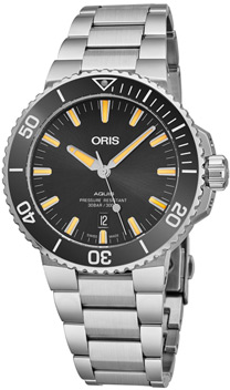 Oris Aquis Men's Watch Model 73377304159MB