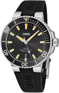 Oris Aquis Men's Watch Model 73377304159RS