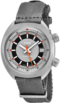 Oris Chronoris Men's Watch Model: 73377374053LS23