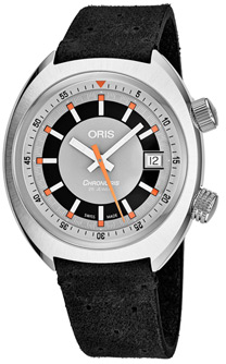 Oris Chronoris Men's Watch Model: 73377374053LS44
