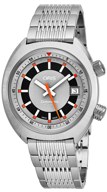 Oris Chronoris Men's Watch Model 73377374053MB