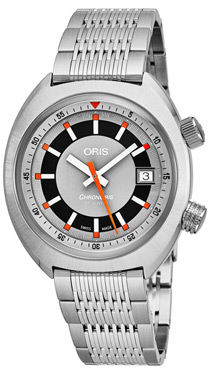 Oris Chronoris Men's Watch Model: 73377374053MB