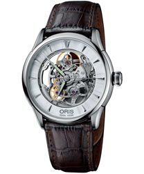 Oris Artelier   Model: 734.7591.40.51.LS