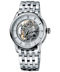Oris Artelier Men's Watch Model 734.7591.40.51.MB