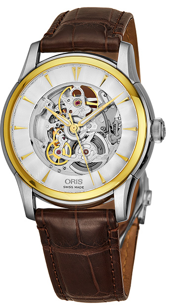 Oris Artelier Men's Watch Model 73476704351LS73