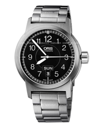 Oris BC3 Men's Watch Model 735.7640.4164.MB