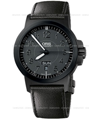 Oris BC3 Mens Wristwatch Model: 735.7641.47.64.LS