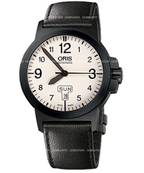 Oris BC3 Mens Wristwatch Model: 735.7641.4766.LS