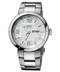 Oris TT1 Mens Wristwatch Model: 735.7651.4166.MB