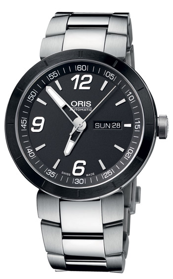 Oris TT1 Men's Watch Model 735.7651.4174.MB