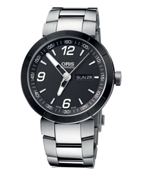 Oris TT1 Mens Wristwatch Model: 735.7651.4174.MB