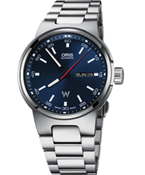 Oris Williams   Model: 73577164155MB