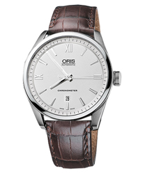 Oris Artix Mens Wristwatch Model: 737.7642.4071.LS-BR
