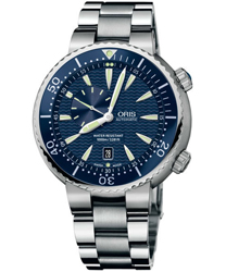 Oris Diver Men's Watch Model 743.7609.8555.MB
