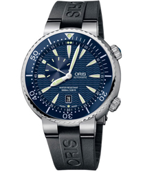 Oris Diver Men's Watch Model 743.7609.8555.RS