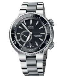 Oris Diver Men's Watch Model 743.7638.7454.MB