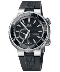 Oris Diver Men's Watch Model 743.7638.7454.RS